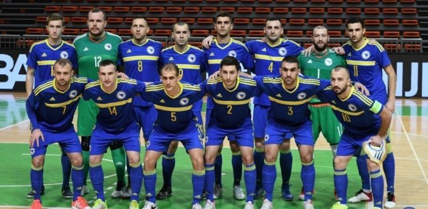 Pobjeda futsal reprezentacije BiH u Rumuniji