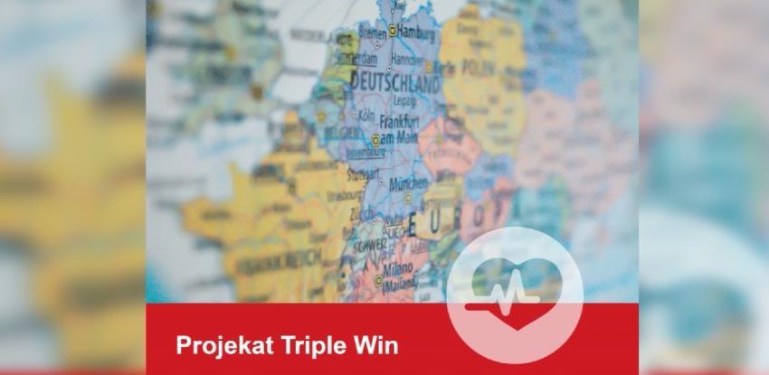 Triplewin i rad u Njemačkoj i dalje jedinstvena prilika za medicinske radnike