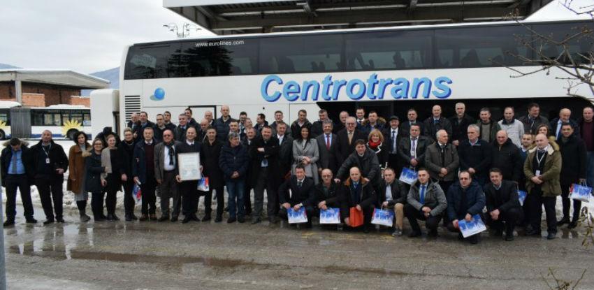 Centrotrans obilježio Dan vozača i automehaničara