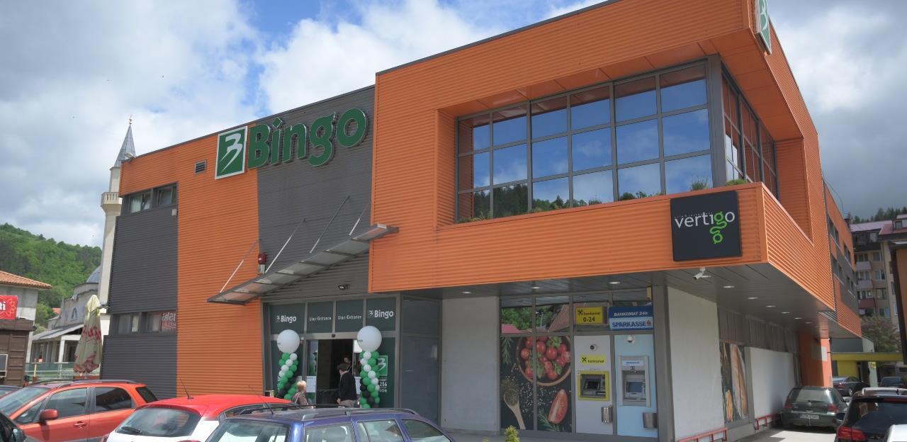 Bingo otvorio još jednu trgovinu u Olovu