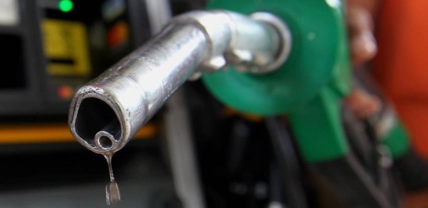 Oštar pad isporuka goriva u EU i Hrvatskoj