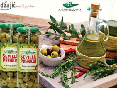 Tajna Seville Premium maslina je u njihovoj jedinstvenoj recepturi!
