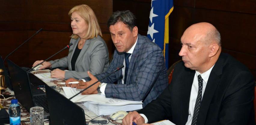 Podrška kreditnom zaduženju za izgradnju Koridora Vc od ukupno 200 miliona eura