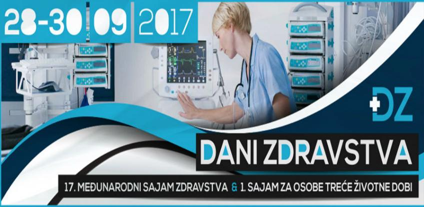 Manifestacija 'Dani zdravstva' od 28. do 30. septembra u Skenderiji