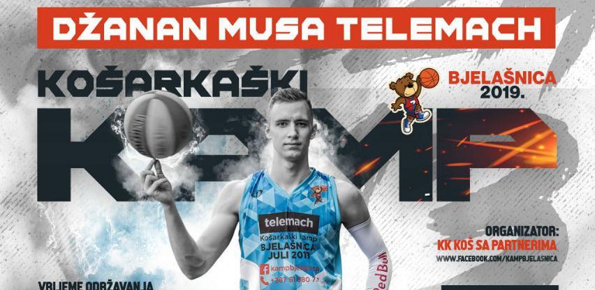 "Završen ""Džanan Musa Telemach košarkaški kamp 2019"""