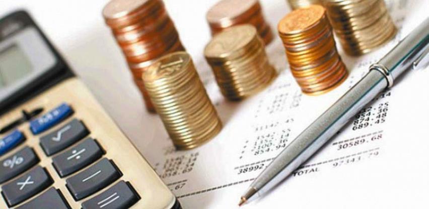 Ukupni prihod FBiH u prvih devet mjeseci skoro 7 milijardi maraka