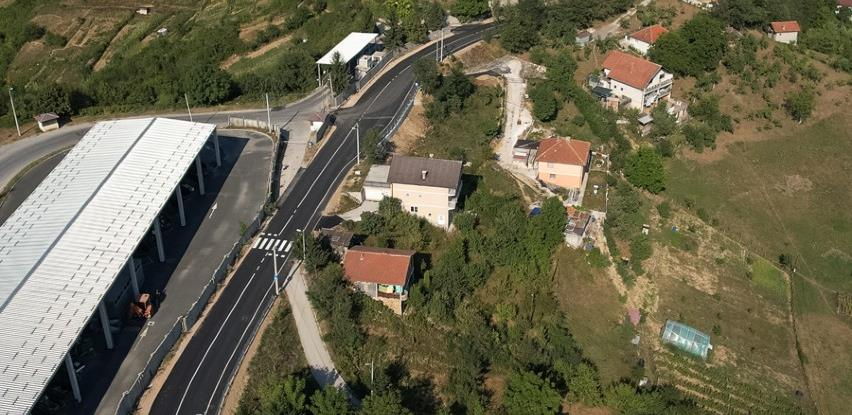 Završena rekonstrukcija gornjeg dijela ulice Adema Buće