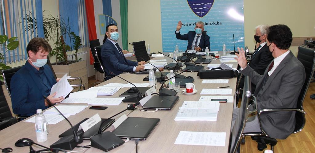 HNK: Sedam miliona maraka za bolnice, ublažene mjere za rad škola i vrtića