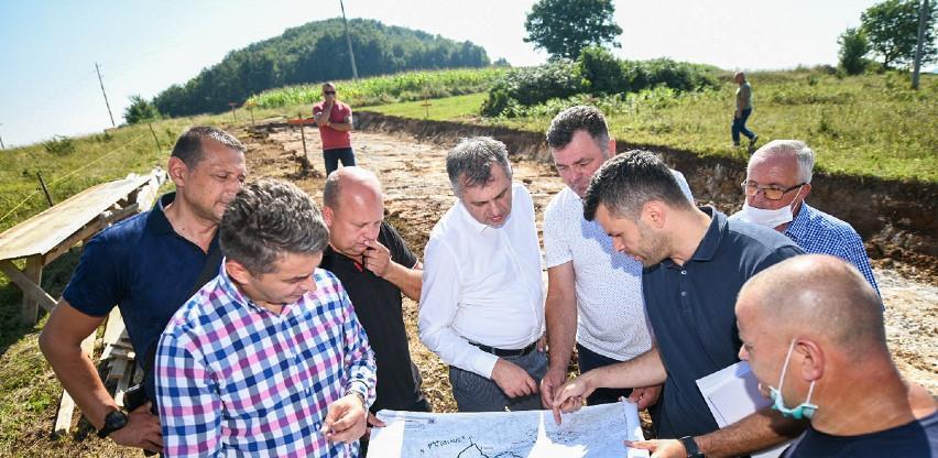 Bronzani majdan: Počela gradnja rezervoara, voda za 1.000 domaćinstava
