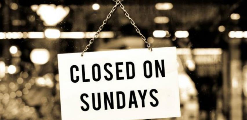 Ombudsmeni za zabranu rada nedjeljom privrednim subjektima