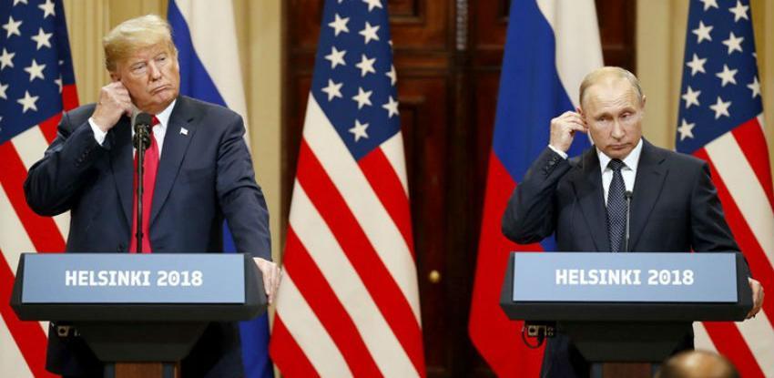 Nove američke sankcije ruskim firmama i pojedincima