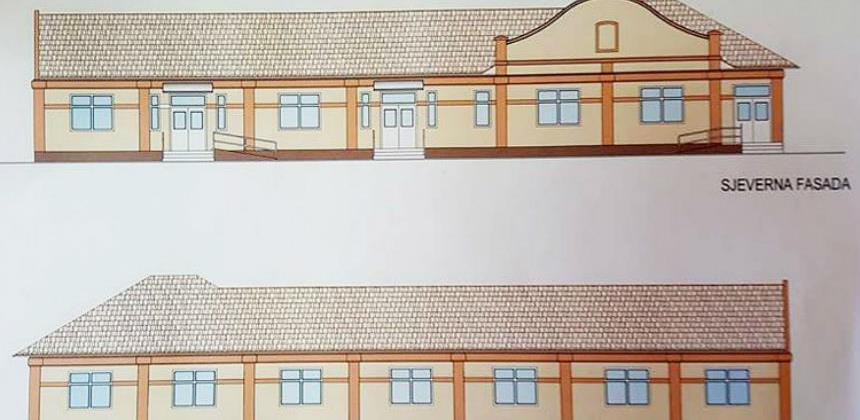 Uskoro počinje rekonstrukcija zgrade DTV 'Partizan' u Kreki