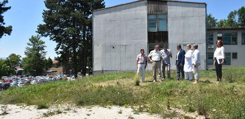 U blizini KCUS-a u planu izgradnja kružnog toka i Doma za penzionere