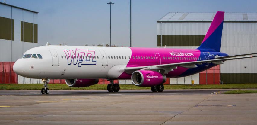 Wizz Air uvodi liniju Salzburg - Tuzla