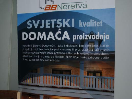 AB Neretva izvozi bosanska vrata i prozore u zemlje EU