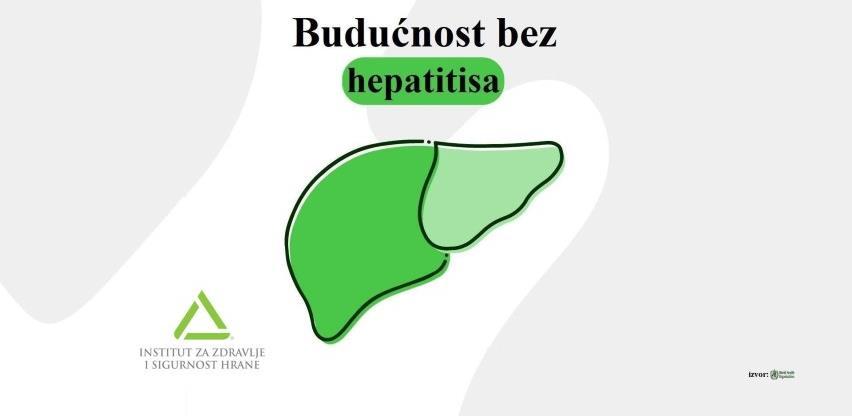 Svjetski dan hepatitisa - zajedničkim djelovanjem do budućnosti bez hepatitisa