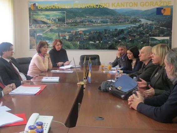 Bosansko-podrinjski kanton dobiva efikasniji zdravstveni sistem