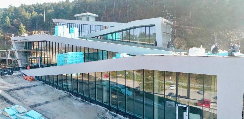 Kompanija Symphony za nekoliko sedmica seli u novo sjedište na Trebeviću
