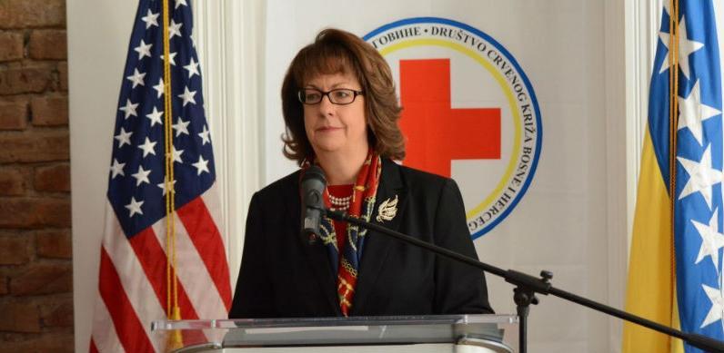 Ozvaničen završetak treće faze obnove zgrade Crvenog križa u Sarajevu