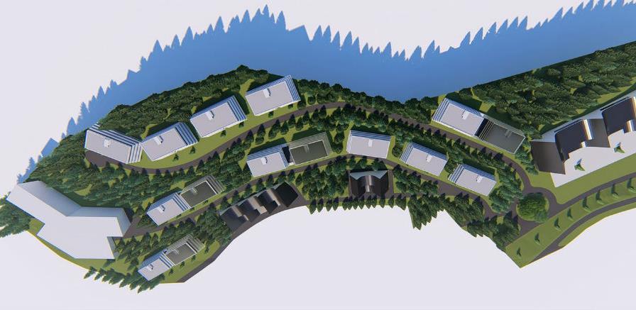 """UP """"Kolijevka"""": Općina Trnovo planira gradnju hotela, garaže i ski lifta"""