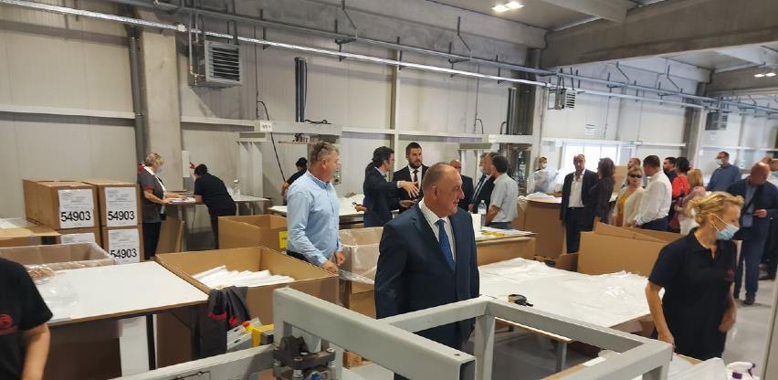 """U Prijedoru otvorena fabrika za proizvodnju plastičnih vreća """"Roundliner"""""""