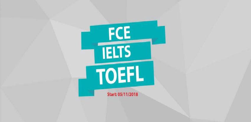 Pripremna nastava za međunardno priznate ispite; FCE, IELTS, TOEFL