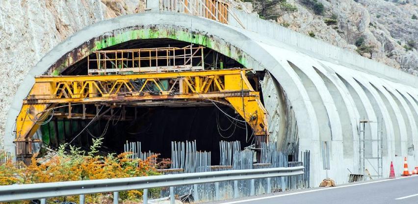 Počinje gradnja poddionice tunel Kvanj - Buna koja će Mostar spojiti s RH