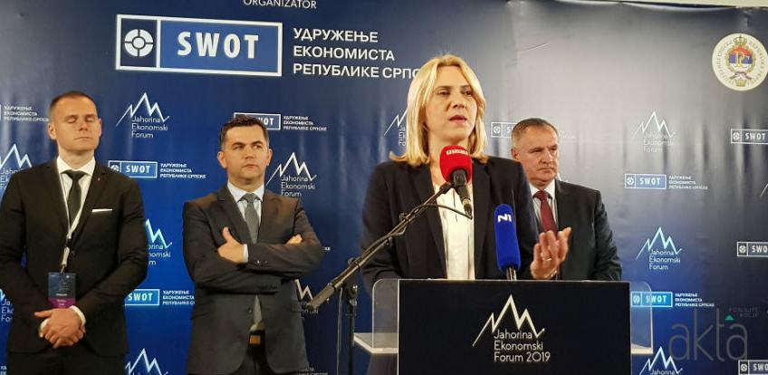 Cvijanović: Digitalna ekonomija pruža neslućene mogućnosti za razvoj privrede