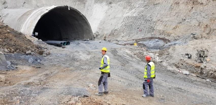 Zatraženo izvršavanje ugovornih obaveza za izgradnju tunela Hranjen