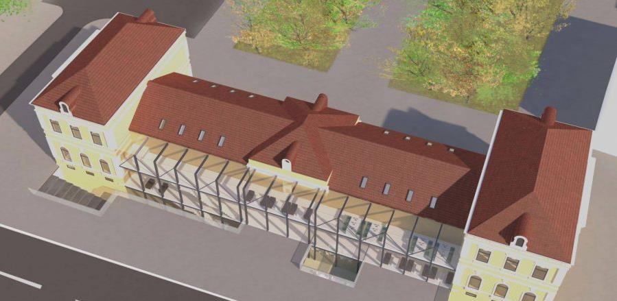 Počinje rekonstrukcija Muzeja savremene umjetnosti RS-a