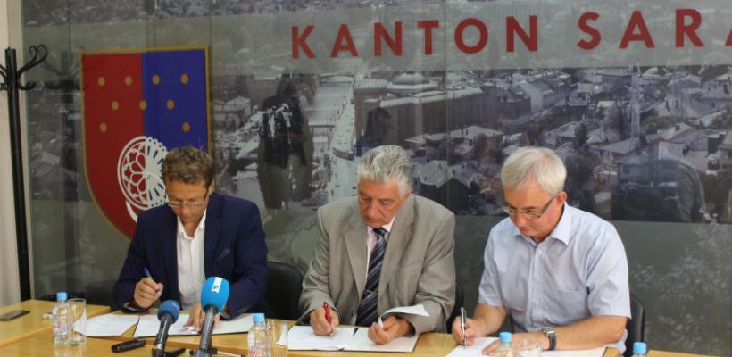 Projekt energijske efikasnosti: Za sanaciju zgrade u Iljašu 165.000 KM