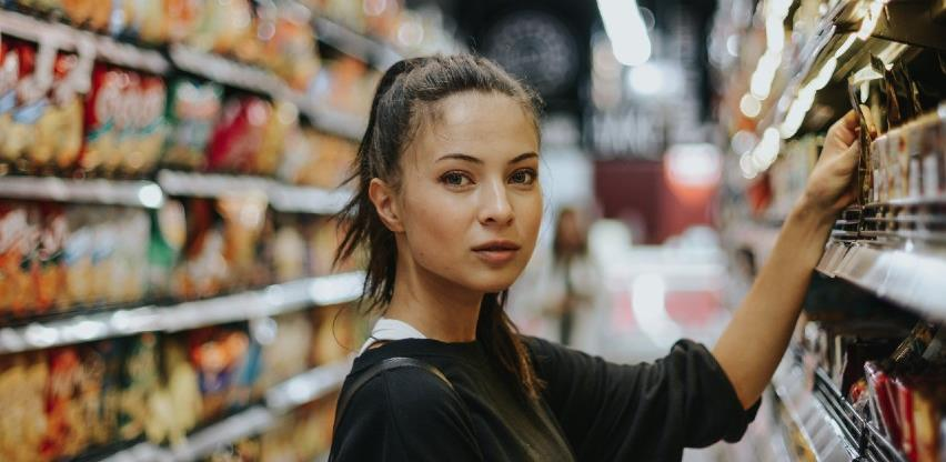 Cijene proizvoda za ličnu potrošnju niže za 1,6 odsto