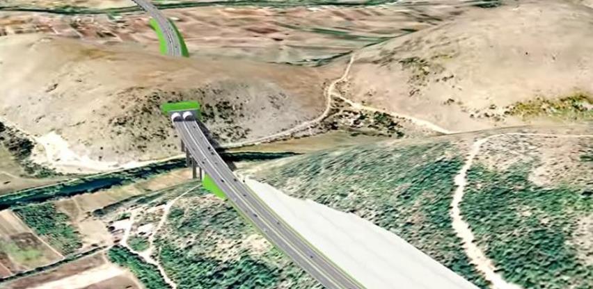 Saglasnost za korištenje zemljišnih čestica za poddionicu Mostar jug–Tunel Kvanj