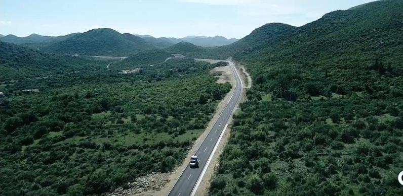 Pogledajte kako izgleda završeni dio ceste Neum - Stolac