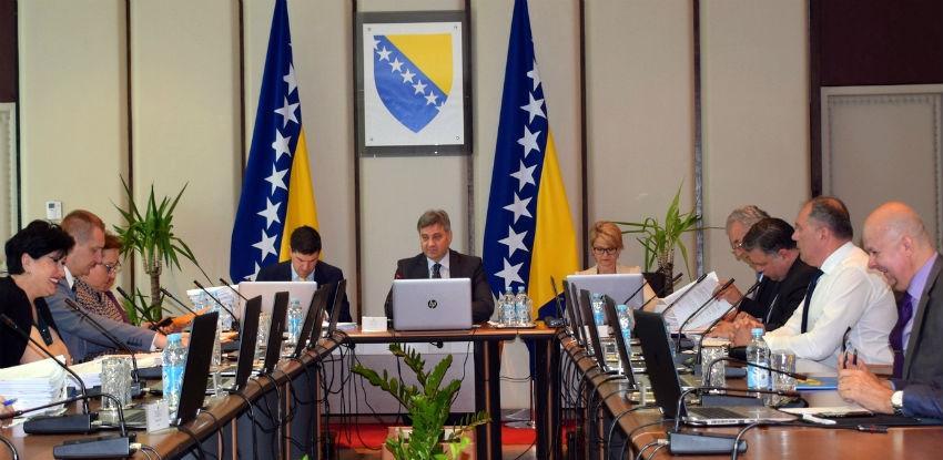 Smanjen broj zaposlenih u institucijama BiH