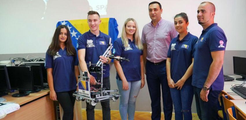 Robot iz Mostara koji pokreće vjetrenjače putuje u Mexico City