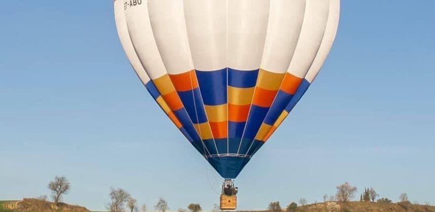 Iz Španije ka izletištu Brus: Toplovazdušni balon imao uspješan testni let