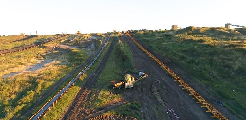 "U RU ""Kreka"" u rad pušteni rekonstruisani magistralni transporteri"