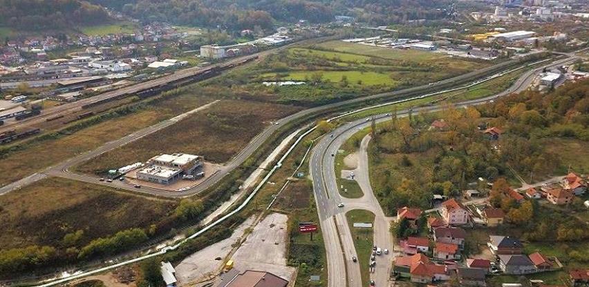 Ulaganjem u poslovnu zonu Kreka-sjever Tuzla ojačava privreda