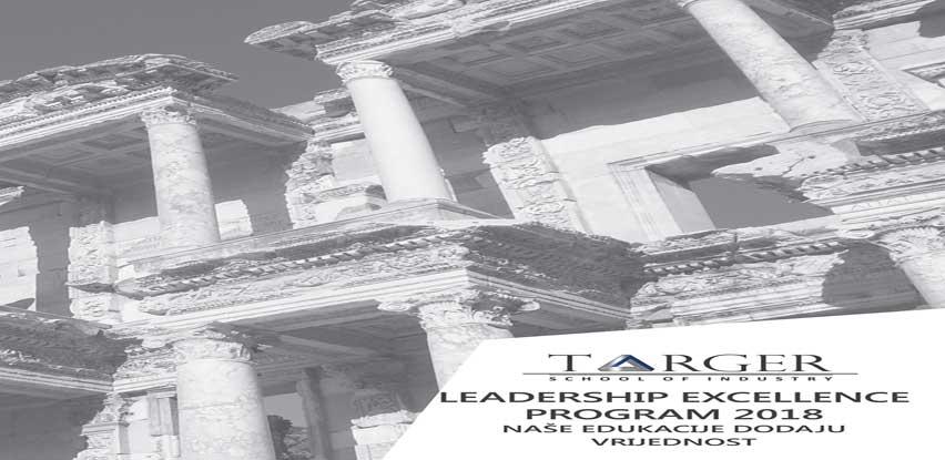 Poziv za učešće u Targer Leadership Excellence Programu 2018