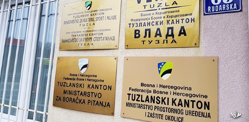 Tuzlanski kanton traži od Federacije 50 miliona KM