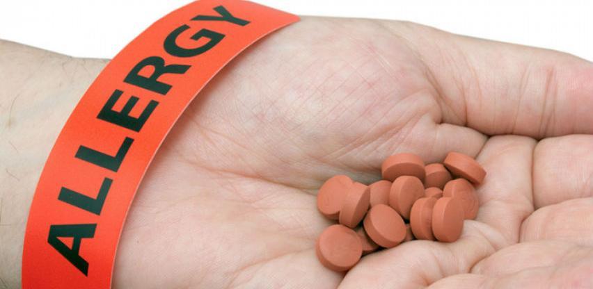 U porastu broj alergičnih na lijekove