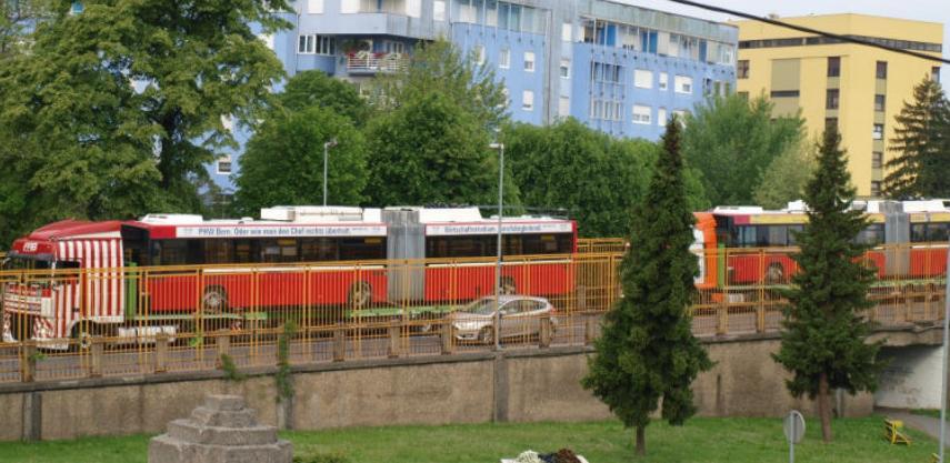 Uskoro na sarajevskim ulicama: Trolejbusi stigli u Bosansku Gradišku