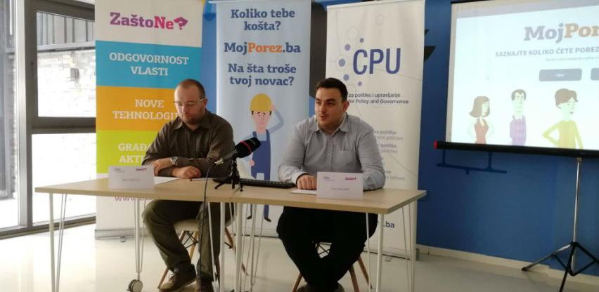 Prosječna osoba u BiH je ove godine radila pet dana više za plaćanje poreza