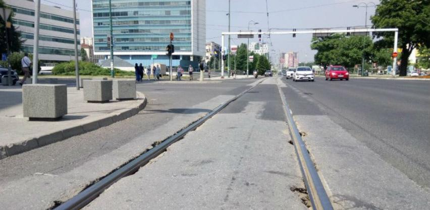 Uskoro sanacija dionice tramvajske pruge u dužini od 368 metara u Sarajevu
