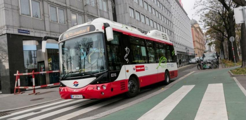 Za pet godina s električnim busevima ušteđeno 1.000 tona CO2