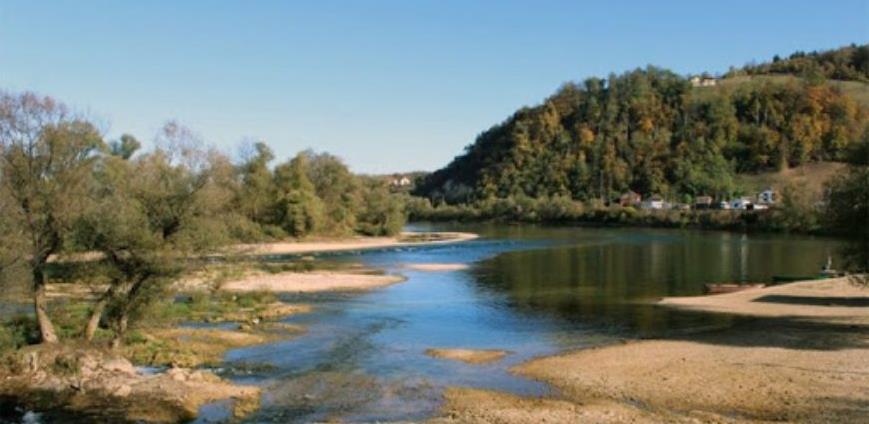 Počinje uređenje obale rijeke Sane