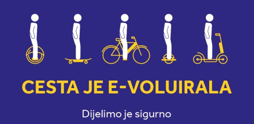 BIHAMK se priključio kampanji u okviru EU Sedmice cestovne mobilnosti