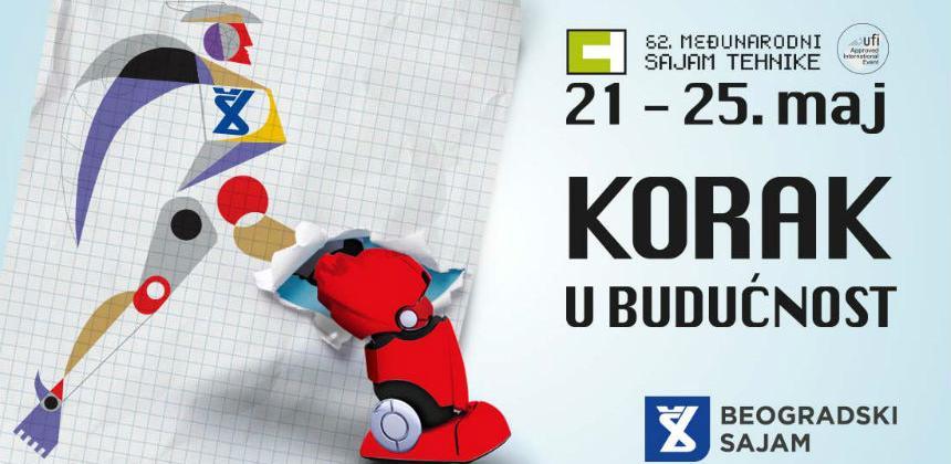 Domaći privrednici na sajmu tehnike u Beogradu