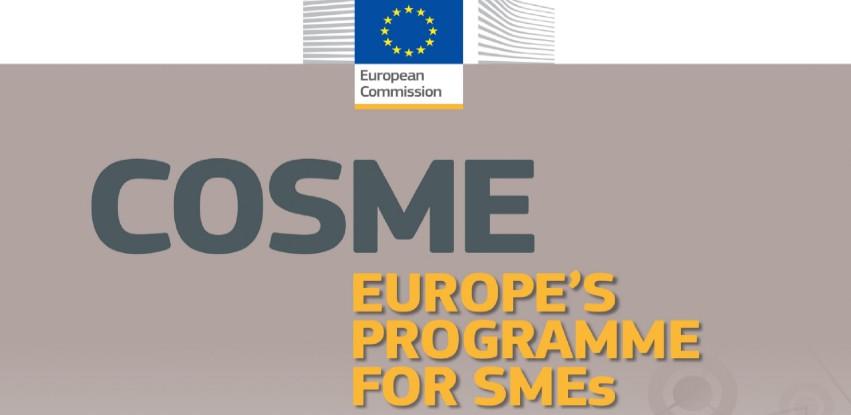 Dva miliona eura za mala i srednja preduzeća iz programa COSME